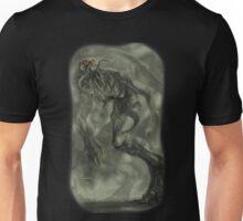 Foggy Cthulhu Unisex T-Shirt