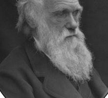 Charles Robert Darwin Sticker