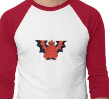 Batsy Crabbitz Men's Baseball ¾ T-Shirt