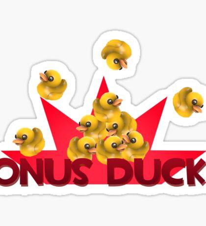 Team Fortress 2 - Bonus Ducks! (Red) Sticker