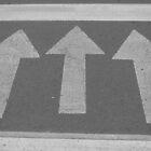Walk This Way! by M-EK