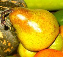 A Pear by D. D.AMO