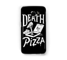 Death By Pizza Samsung Galaxy Case/Skin