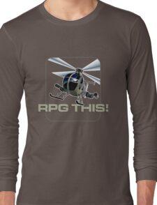 RPG THIS! Long Sleeve T-Shirt