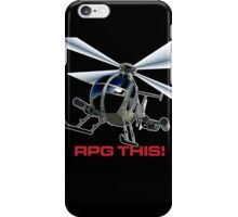 RPG THIS! iPhone Case/Skin