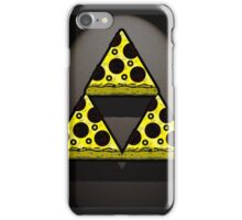 Pizza Triforce In Color iPhone Case/Skin