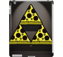 Pizza Triforce In Color iPad Case/Skin