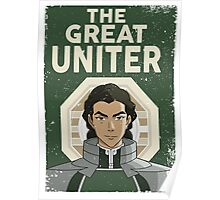Kuvira: The Great Uniter Poster