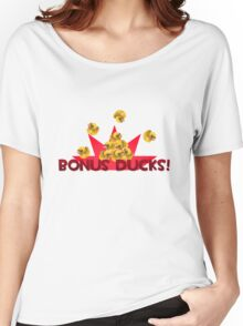 Team Fortress 2 - Bonus Ducks! (Red) Women's Relaxed Fit T-Shirt