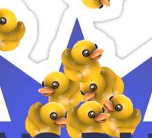 Team Fortress 2 - Bonus Ducks! (Blue) Sticker