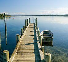 Coles Bay, Tasmania by Greg  Wane