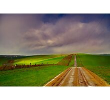 """Road To Barrabool"" Photographic Print"