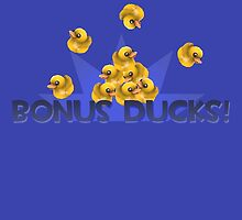 Team Fortress 2 - Bonus Ducks! (Blue) by drakonisvaughan
