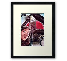 Bug Attack! Framed Print