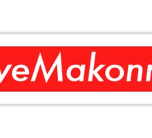 iLoveMakonnen (Supreme)  Sticker