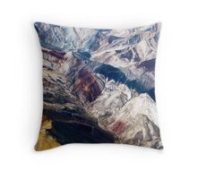 The Andes Throw Pillow