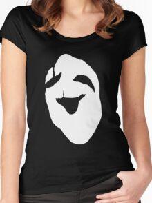 あああああ Women's Fitted Scoop T-Shirt