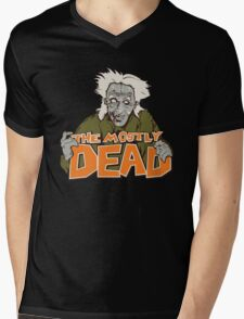 The Mostly Dead Mens V-Neck T-Shirt