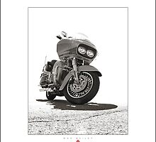 Harley-Davidson Road Glide by Don Bailey