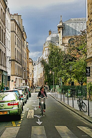 Sunday in Paris by Murray Swift