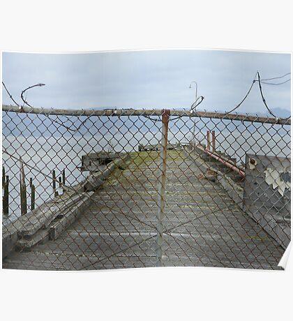 Astoria Dock Poster