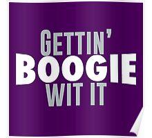 Gettin Boogie Wit It - Demarcus Cousins Poster