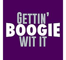 Gettin Boogie Wit It - Demarcus Cousins Photographic Print
