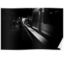 Darkness at southern cross Poster