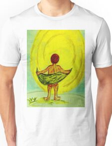 Toweling at the Moon Unisex T-Shirt