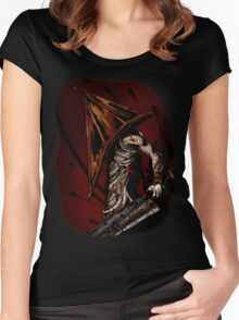 Pyramid Head Women's Fitted Scoop T-Shirt
