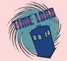 Dr Who - Time Lord by eyevoodoo
