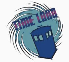 Dr Who - Time Lord One Piece - Short Sleeve