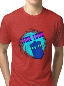 Dr Who - Time Lord Tri-blend T-Shirt