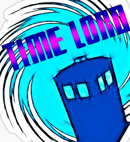 Dr Who - Time Lord Sticker