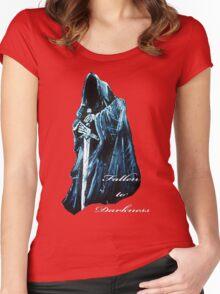 Fallen to Darkness Women's Fitted Scoop T-Shirt