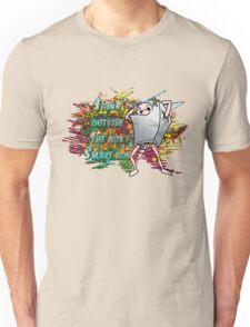 T- Think outside the box smart boy ;) Unisex T-Shirt