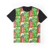 Outhouse Sentinel Graphic T-Shirt