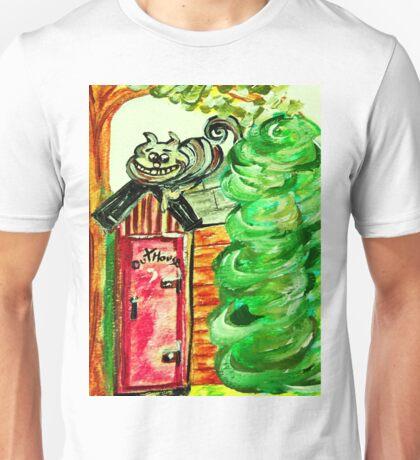 Outhouse Sentinel Unisex T-Shirt
