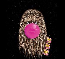 """""""Chewie"""" by Troy Sizer"""
