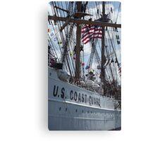 US Coast Guard Canvas Print