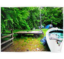 Boat Puller Poster
