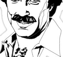 Magnum P.I. - Tom Selleck Sticker