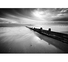 Sky Swirl Photographic Print