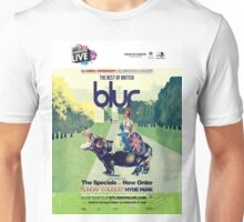 Best of British (Hyde Park)  Unisex T-Shirt