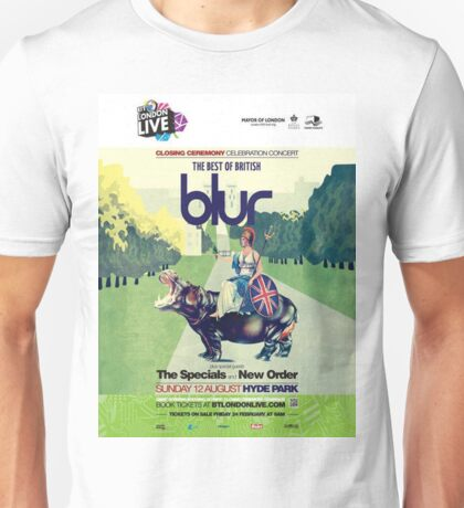 Best of British (Hyde Park)  Unisex T-Shirt