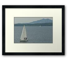 Scotland Isle of Arran Framed Print