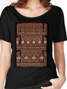 Killbot Assembly Line Women's Relaxed Fit T-Shirt