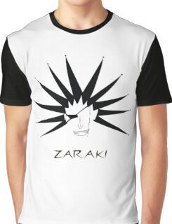 Zaraki Kenpachi Graphic T-Shirt
