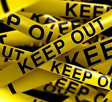 Keep Out by Nick Martin