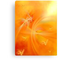 summer elves Canvas Print
